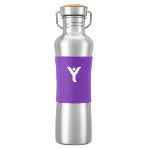 DYLN Living Water Bottle - Matte - Royal Purple