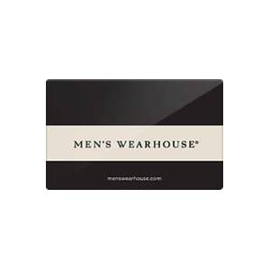 $1146.79 Men's Wearhouse Gift Card at 20% off