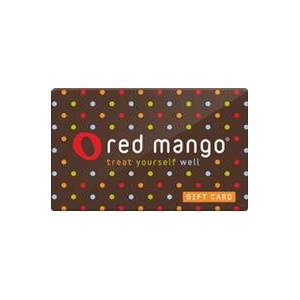 $45.00 Red Mango Gift Card at 30% off