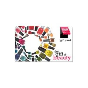 $131.61 Sally Beauty Supply Gift Card at 10% off