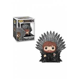 Pop! Deluxe: Game of Thrones Tyrion on the Iron Throne