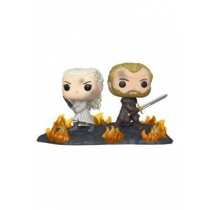 Pop! Moment: Game of Thrones: Daenerys & Jorah B2B