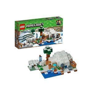 Lego Minecraft The Polar Igloo