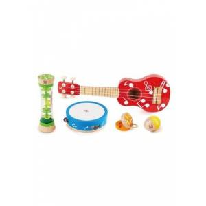 Mini-Band Toy Instrument Set