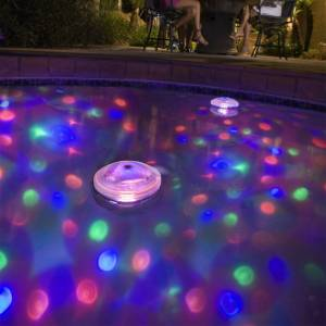 HomeWetBar Pool Party Underwater Light Show