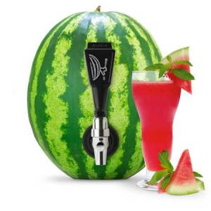 HomeWetBar Watermelon To Glass Keg Tap