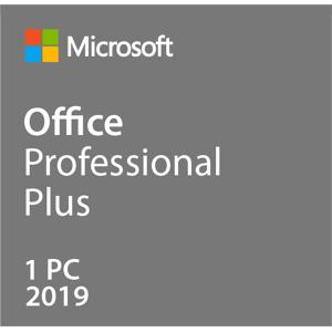 Microsoft Office Professional Plus 2019 (1 PC)
