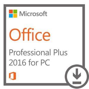 Microsoft Office Professional Plus 2016 (1 PC)