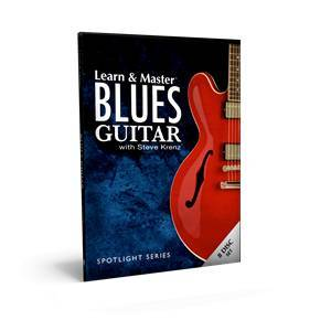 Legacy Learning Systems Learn & Master Blues Guitar
