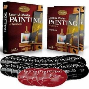 Legacy Learning Systems Learn & Master Painting Homeschool Edition