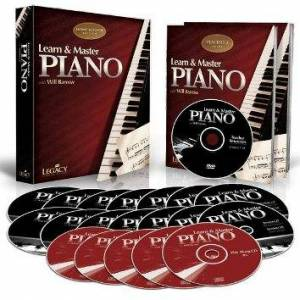 Legacy Learning Systems Learn & Master Piano Homeschool Edition