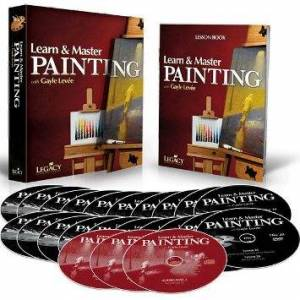 Legacy Learning Systems Learn & Master Painting