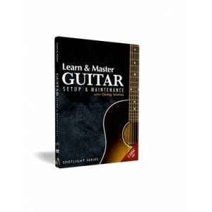 Legacy Learning Systems Learn & Master Guitar Setup & Maintenance