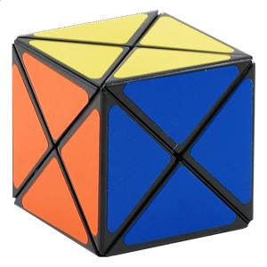 Cube Dino Cube - Black Body