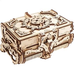 Antique Mechanical Model - Antique Box