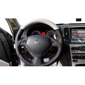RedlineGoods Infiniti G37 (V36) 2008-13 steering wheel cover