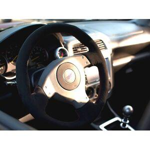 RedlineGoods Subaru Impreza 2001-04 steering wheel cover (3-spoke)