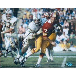 SportsMemorabilia.com Billy Kilmer Autographed Picture - 8x10 Image #SC7
