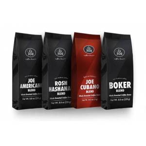 Whole Bean Coffee Blends Variety Pack (4 bags)
