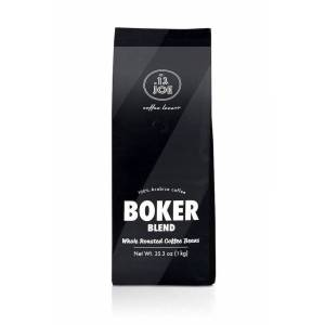 Boker Blend / Light Roast / Whole Coffee Beans