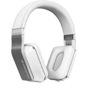 Monster Cable Inspiration White Over-Ear headphones