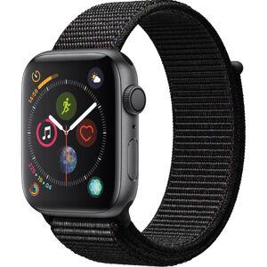 Apple Watch Series 5 Cellular 44mm Black Steel with Black Sport Loop (WL2)
