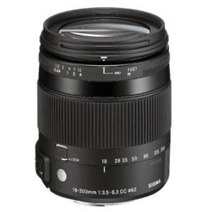 Sigma 18-200mm F3.5-6.3 DC Macro OS HSM / C(Nikon)