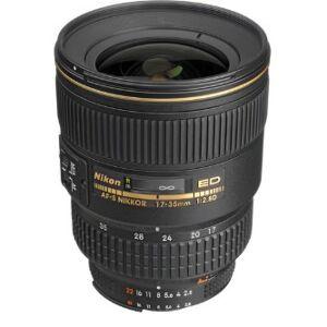 Nikon AF-S Zoom-Nikkor 17-35mm F2.8D IF-ED (HK)