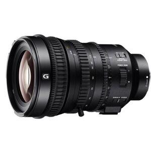Sony E PZ 18-110mm F4 G OSS (SEL18110G)(White box)