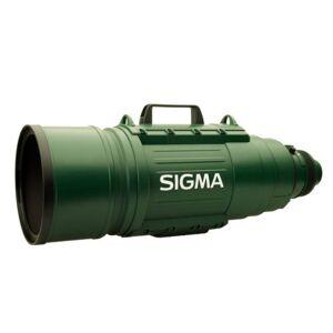 Sigma APO 200-500mm F2.8 EX DG (Canon)