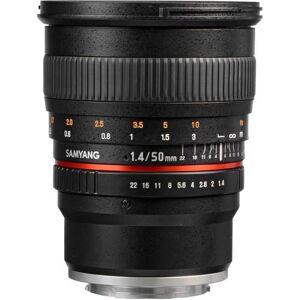 Samyang 50 mm f/1.4 AS UMC (Sony E)