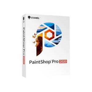 Corel Corporation PaintShop Pro 2020 [upgrade] - Photo editing software