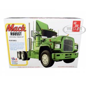 AMT Skill 3 Model Kit Mack R685ST Semi Tractor Truck 1/25 Scale Model by AMT