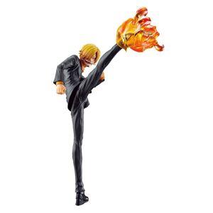 Bandai One Piece   Sanji Bandai Ichiban Figure  - Yellow/Gray/Orange - Size: One Size