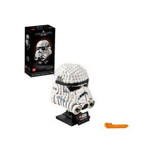 Lego Star Wars LEGO 18+ Stormtrooper Helmet  - White - Size: One Size