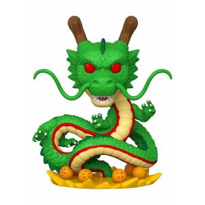 "Funko POP Vinyl POP Figure Animation: Dragon Ball Z S8- 10"" Shenron Drago  - Yellow/Green/Red - Size: One Size"