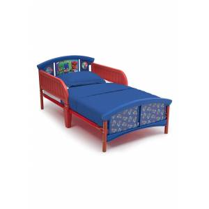 Delta Children Toddler Bed PJ Masks  - As Shown - Size: One Size