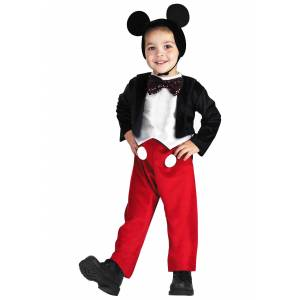 Disguise Mickey Mouse Child Deluxe Costume
