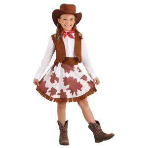 Forum Novelties, Inc Sweetheart Cowgirl Costume for Girls