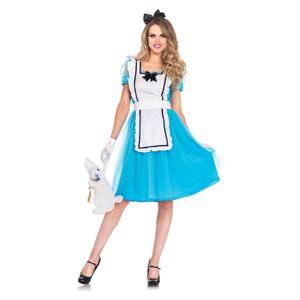 Leg Avenue Classic Alice Tea Length Adult Costume