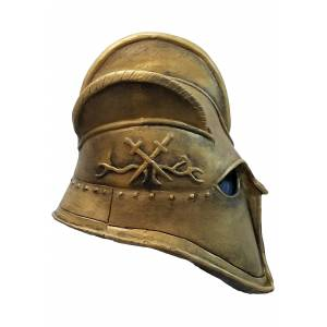 Trick or Treat Studios Adult Game of Thrones The Mountain Helmet  - Brown - Size: One Size