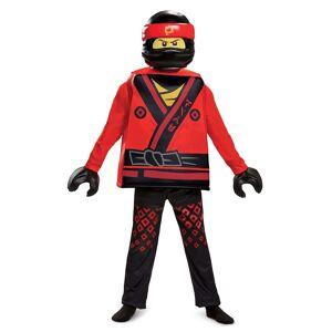 Lego Deluxe Ninjago Movie Kai Costume for child