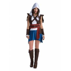 LF Products Pte. Ltd. Assassin's Creed Edward Kenway Classic Costume for Women