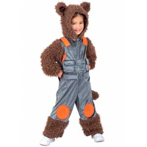 Princess Kids Guardians of the Galaxy Rocket Raccoon Costume