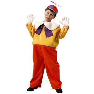 FUN Costumes Tweedle Dee / Dum Costume For Child  - Yellow - Size: Medium