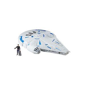 Hasbro Star Wars Kessel Run Millennium Falcon with Han Solo Figure  - Blue/White - Size: One Size