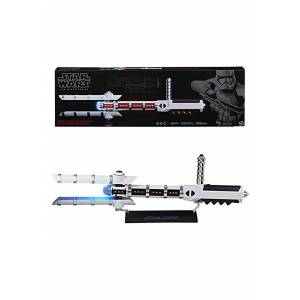 Hasbro The Black Series Force FX Z6 Riot Control Baton Star Wars  - Gray - Size: One Size