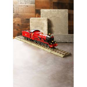 Department 56 Hogwarts Express  - Black/Brown/Red - Size: One Size
