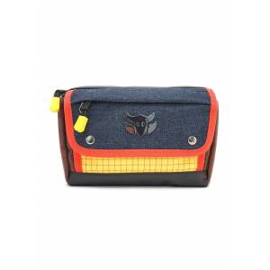 Loungefly Toy Story Loungefly Woody Fannypack Faux Leather  - Black/Orange/Red/Blue - Size: One Size
