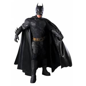 Rubies Costume Co. Inc Ultimate The Dark Knight Batman Costume  - Black - Size: Extra Large